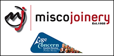 Misco Joinery sponsoring Age Concern
