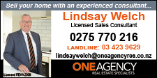 Lindsay Welch - One Agency